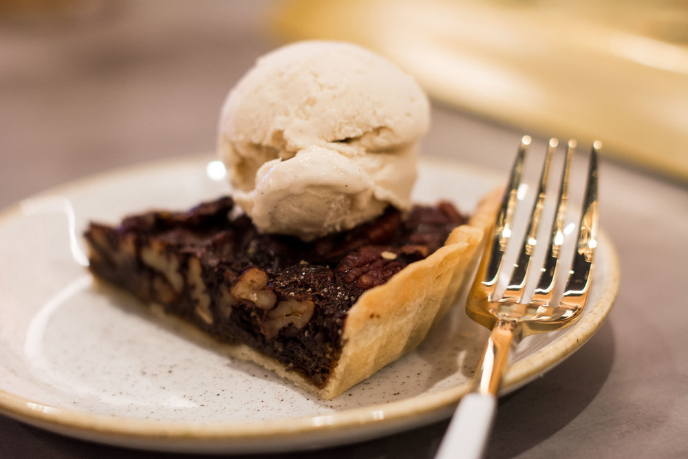 Pecan Pie at Dirty South, Barcelona
