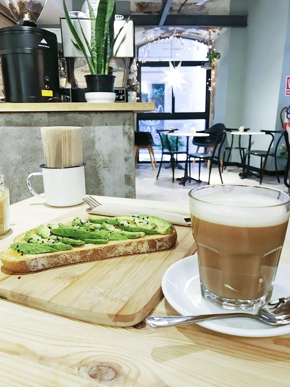 La Masala Cafe, Barcelona