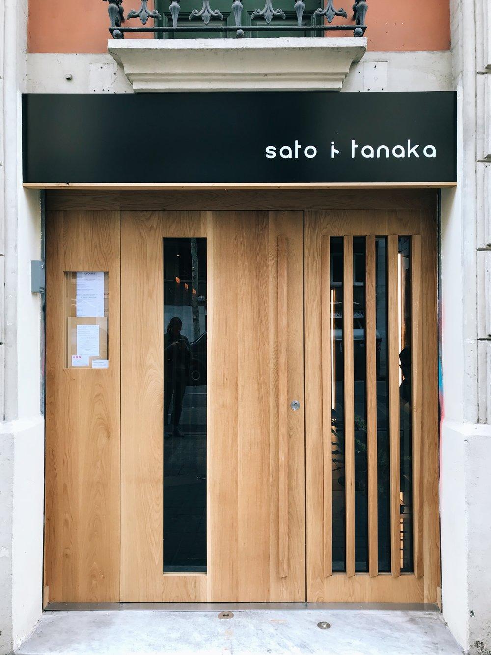 Sato I Tanaka Barcelona
