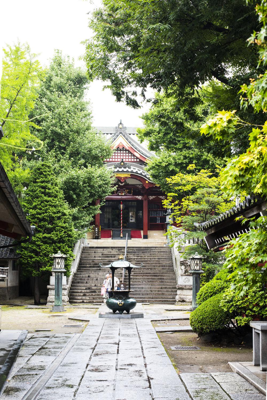 Matsuchiyamashoten Park, Asakusa, Tokyo