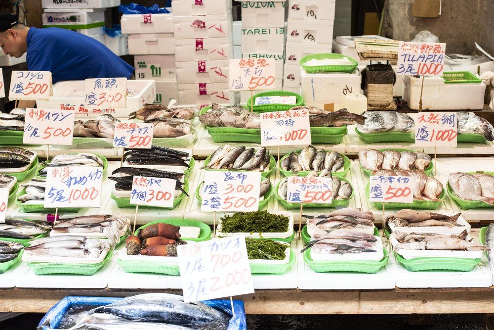 Ameyoko Market, Ueno, Tokyo