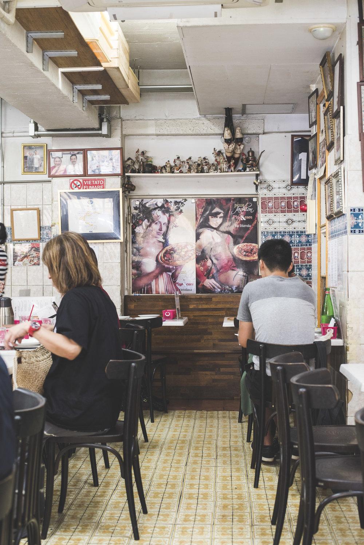 Pizzeria e Trattoria da Isa, Tokyo