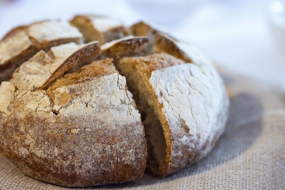 Freshly baked bread at Sao, Barcelona  Photo © Barcelona Food Experience