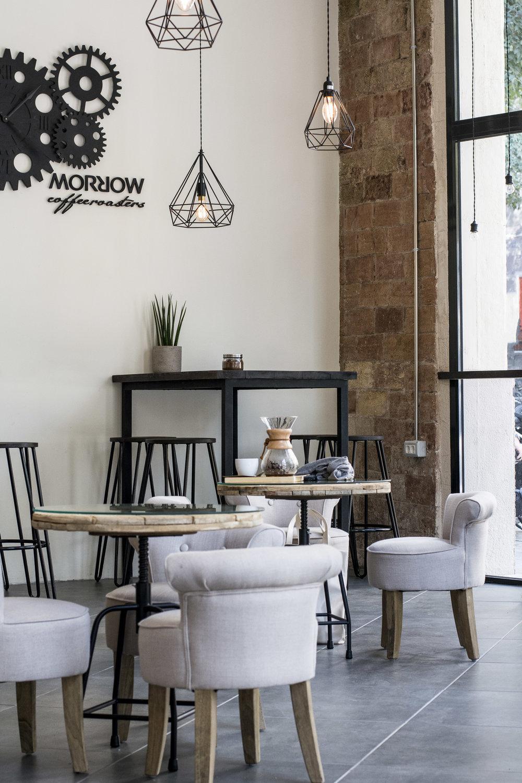 Morrow Coffee Barcelona