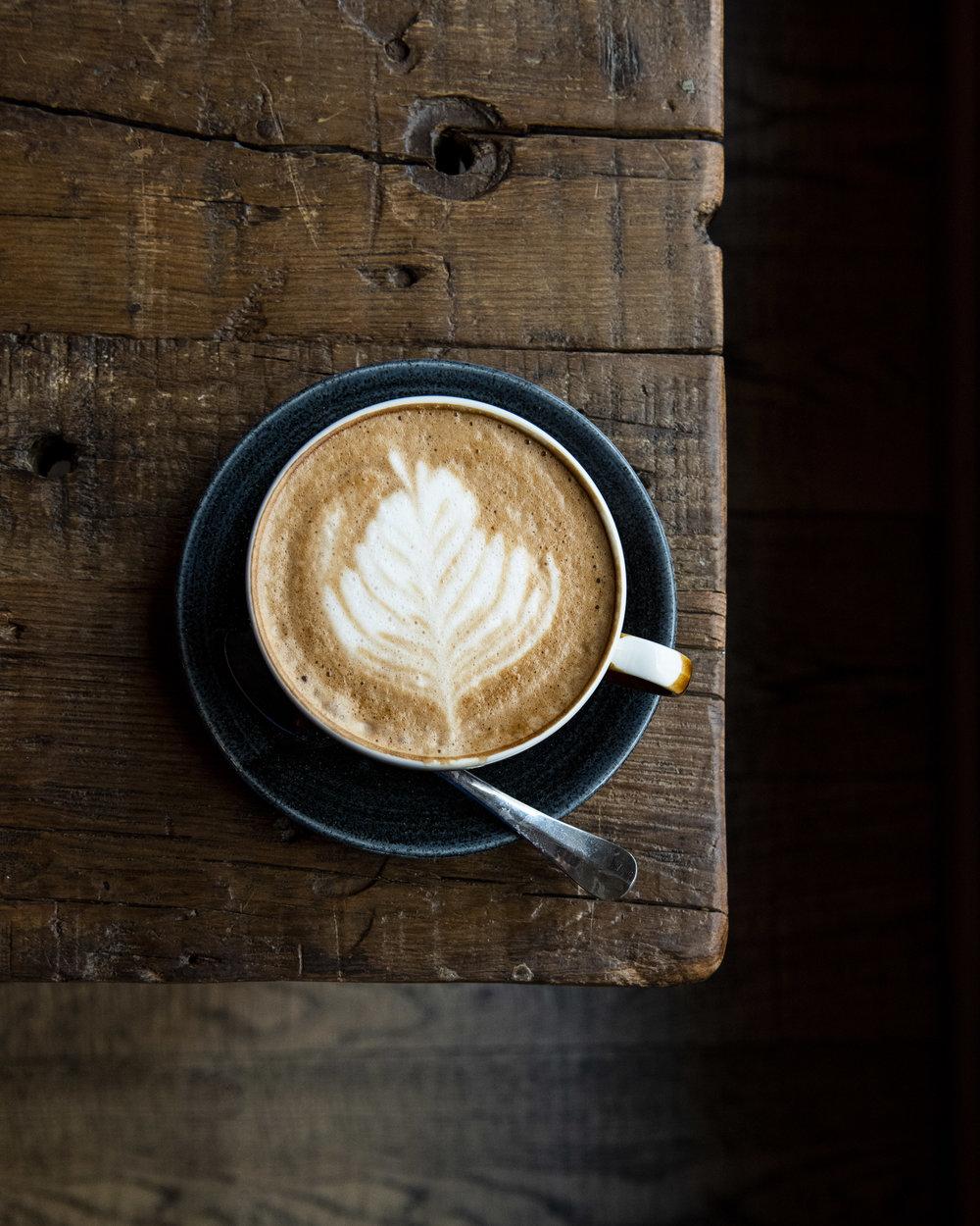 Coffee at Bar Limon Barcelona
