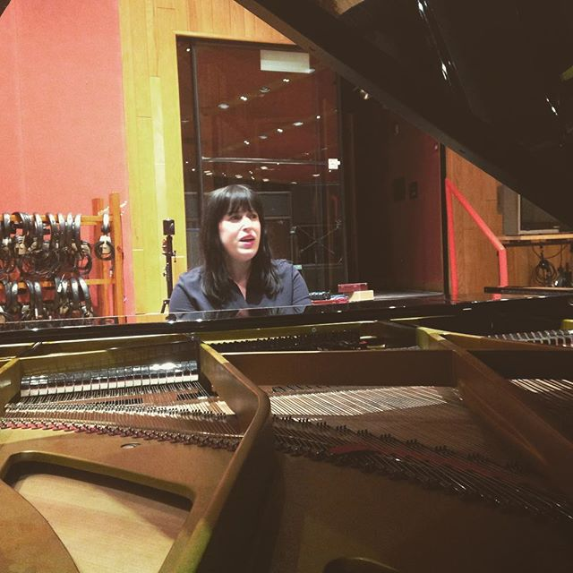 #fbf to having a go on the grand at Angel Studios.  #london #angelstudios #singer #singersongwriter #recording #recordingstudio #sessionsinger #studiosession #studio #londonmusic #piano #newmusic #pop #acoustic #folk #soul