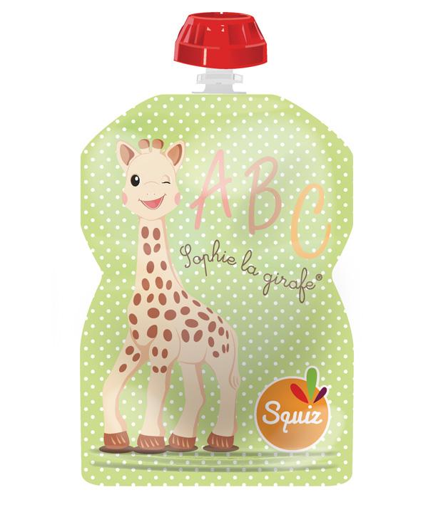 Sophie la girafe - ABC