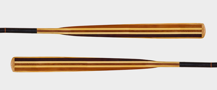 Greenland Paddle Wood 2 part