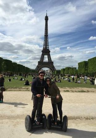 Segway au coeur de Paris A partir de 70€ (pour 2)