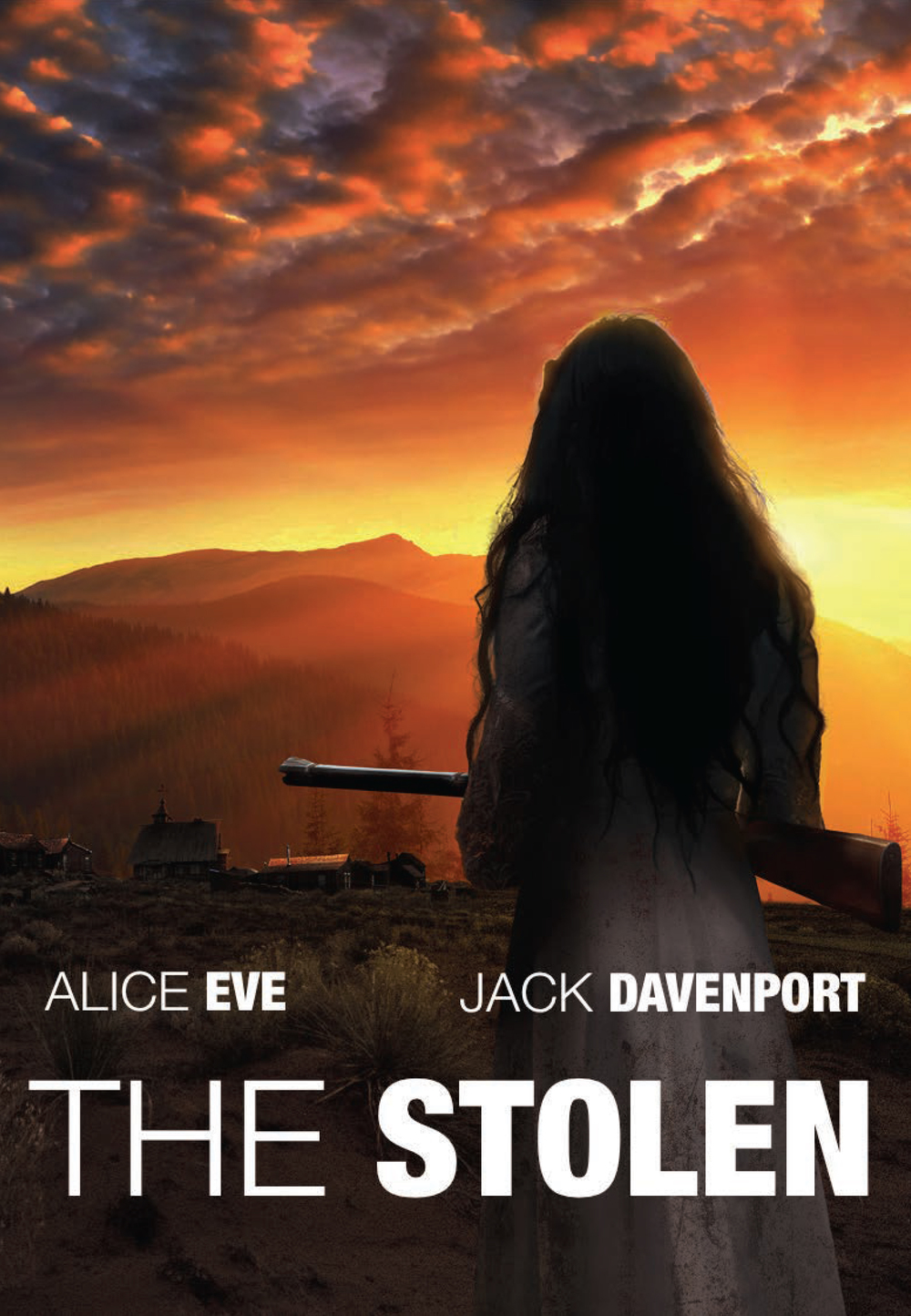 The Stolen - 2016 Production Poster