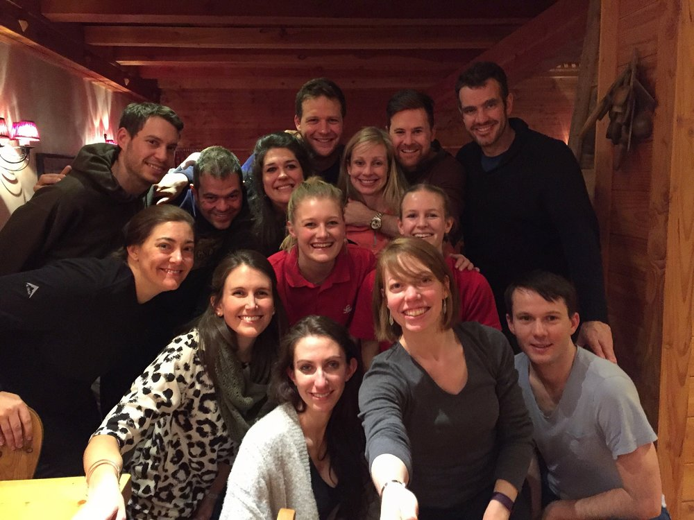 The Ski Crew