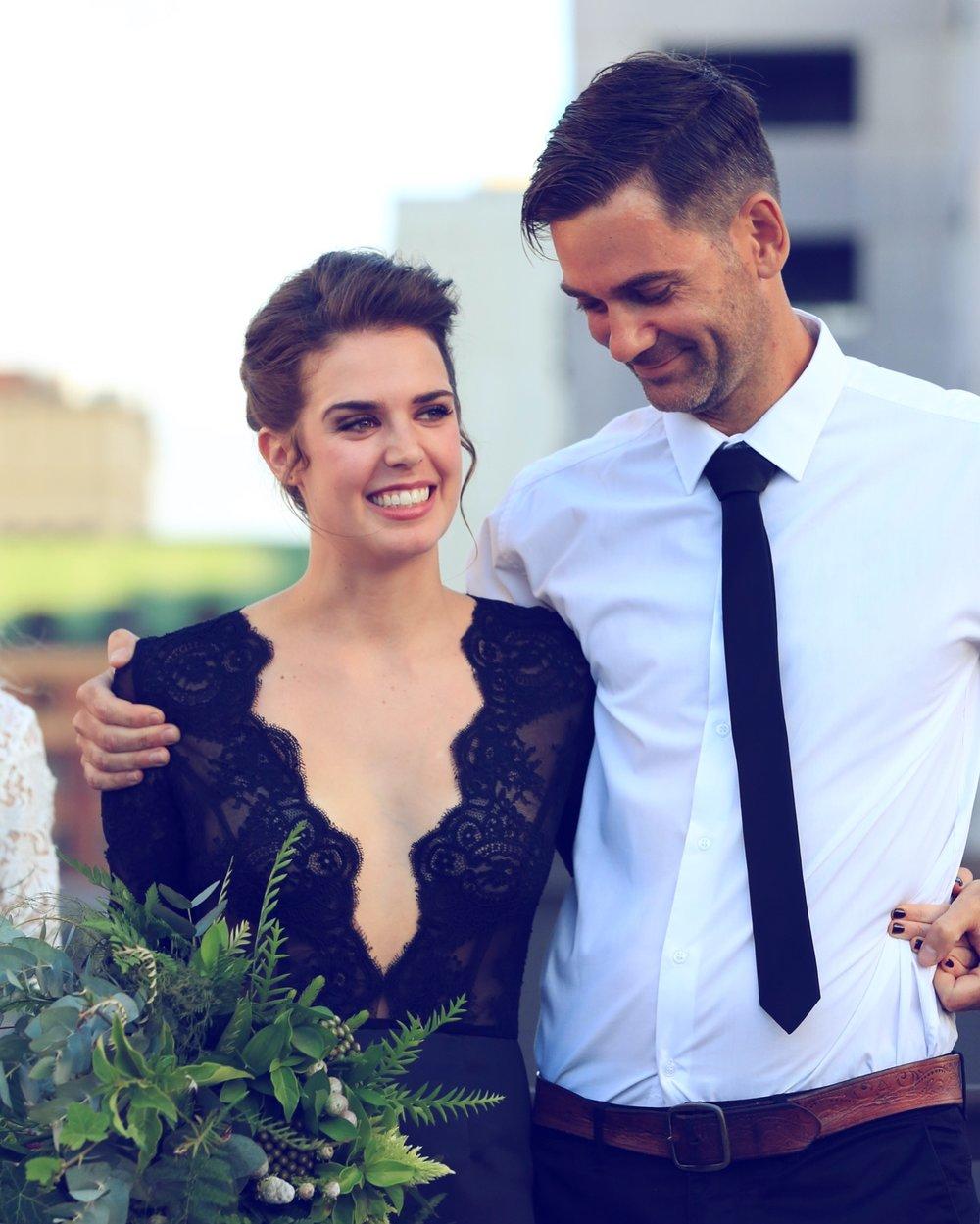 Alice & Clayton
