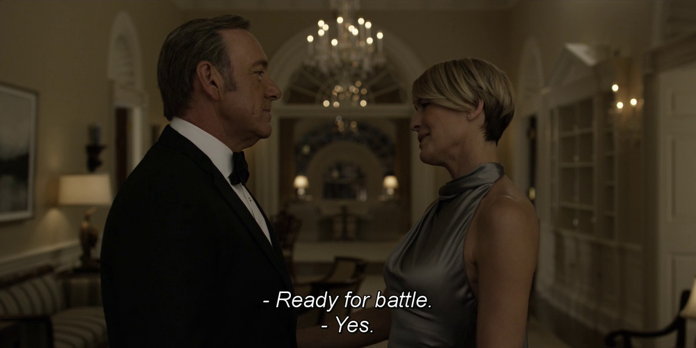 House of Card / Season 3 (2015)