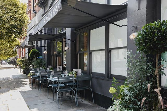 When the sun shines our outside seating is the perfect spot for everything from morning coffee to alfresco cocktails. Care to join us?
