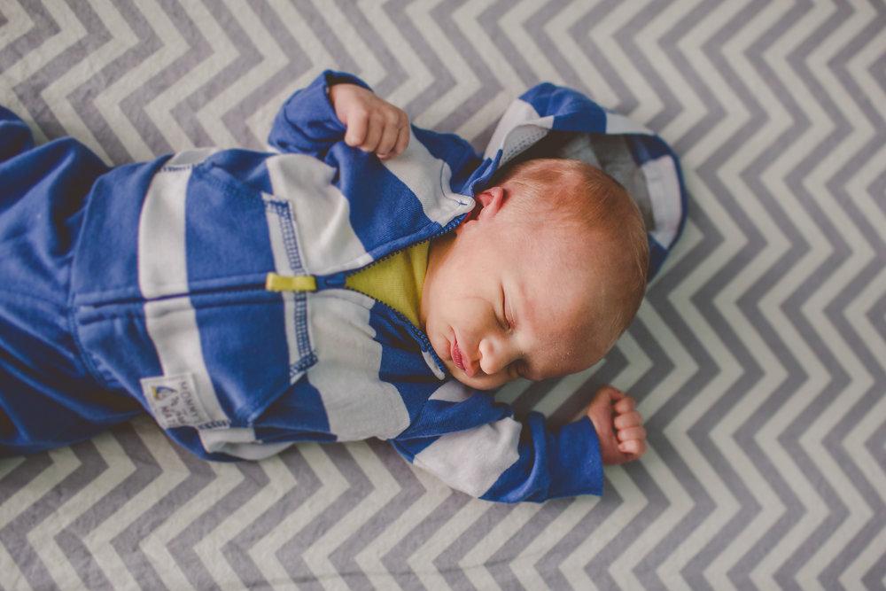 Rhode Island newborn lifestyle session