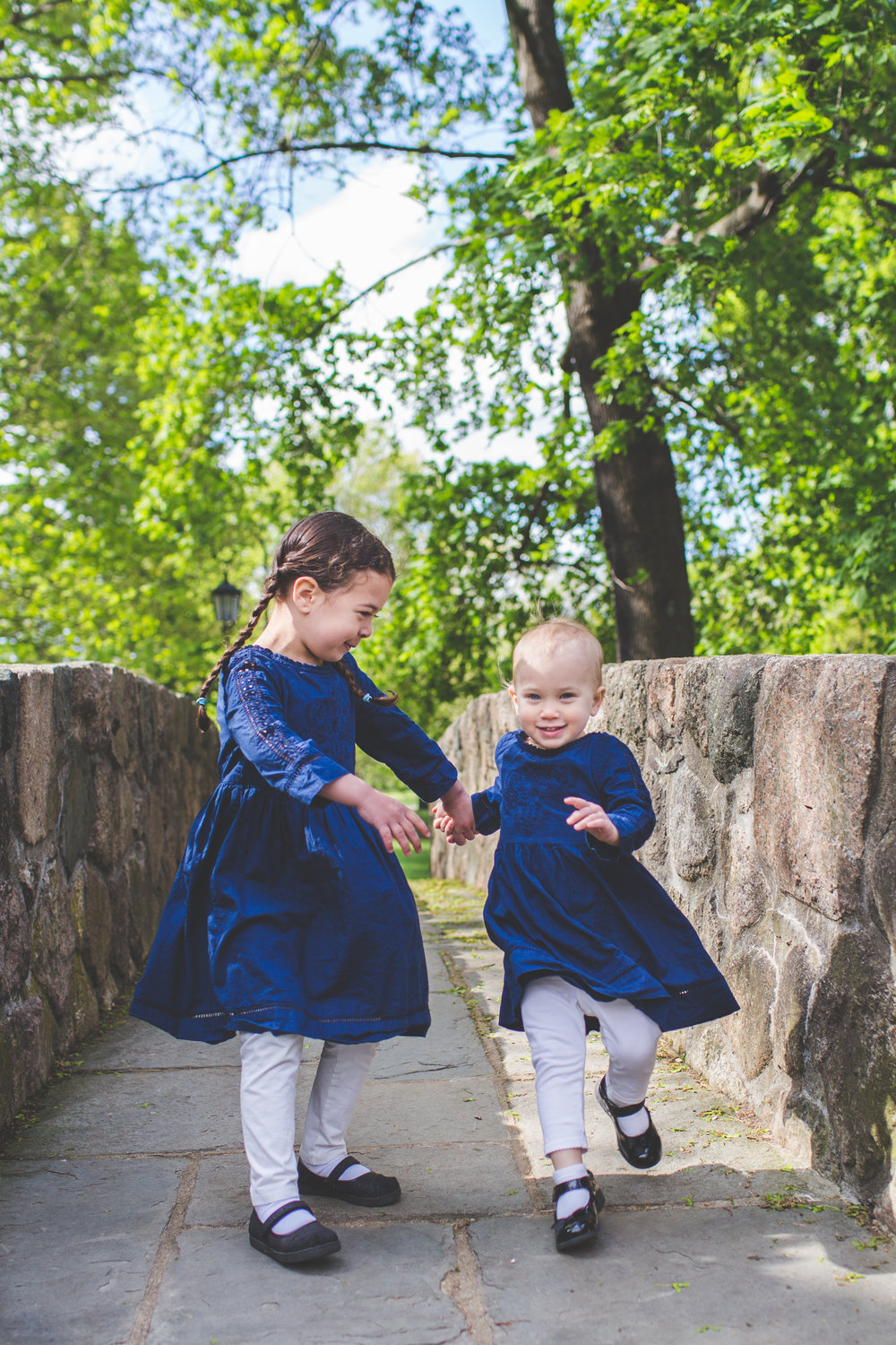 Wellesley College family photography