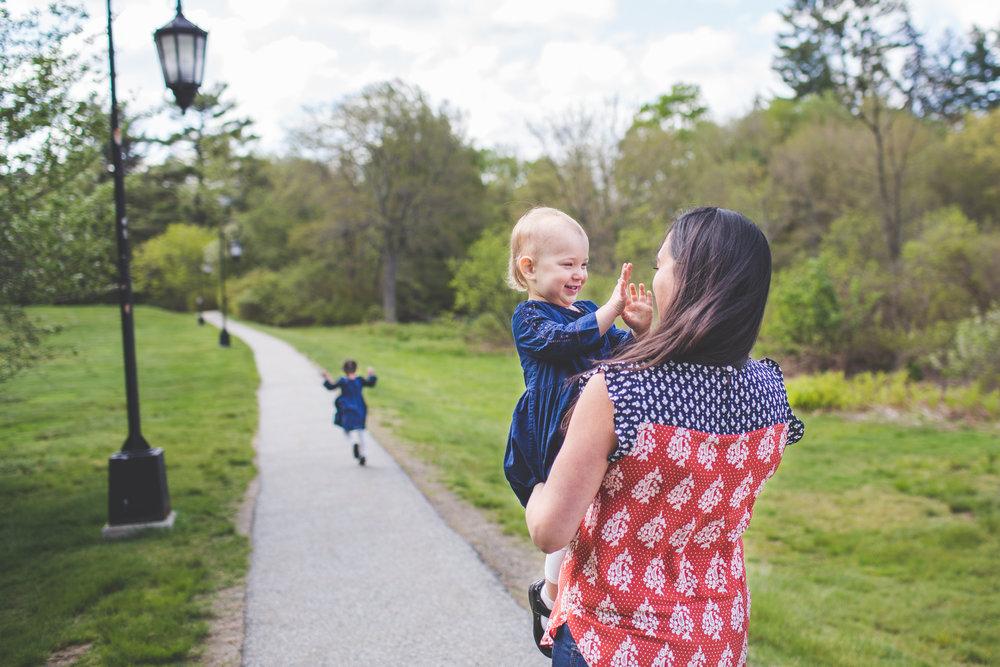 boston wellesley family photographer