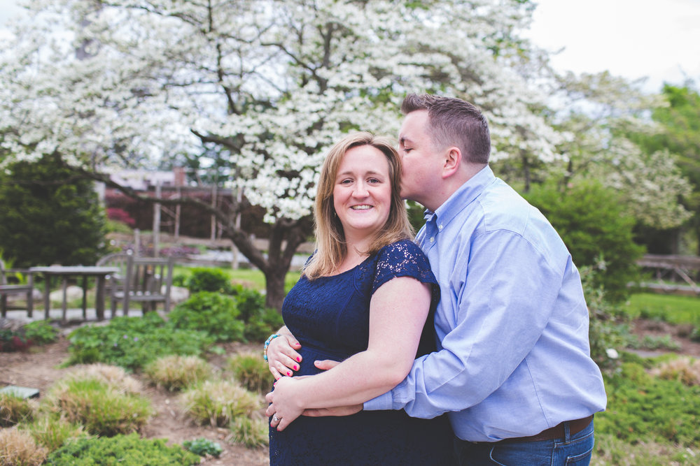 maternity session elm bank