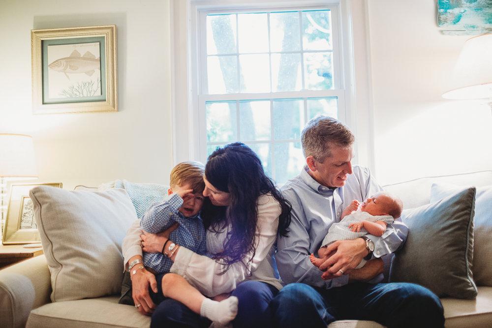 natick newborn session