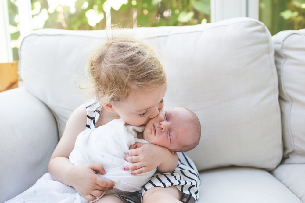 newton family newborn photographer