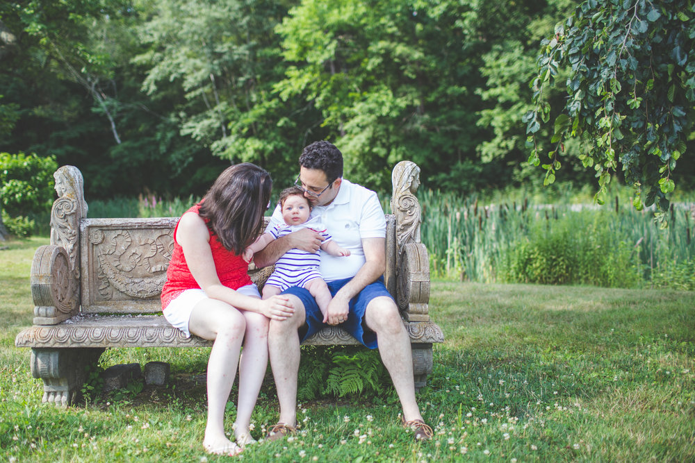 lincoln family lifestyle session