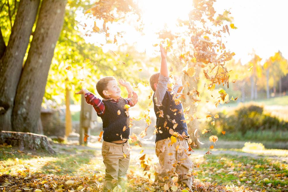 Boston Autumn Lifestyle Session
