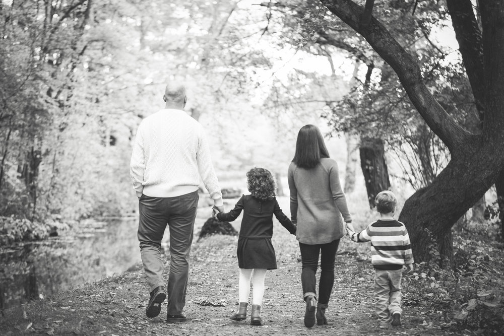 grist mill family session