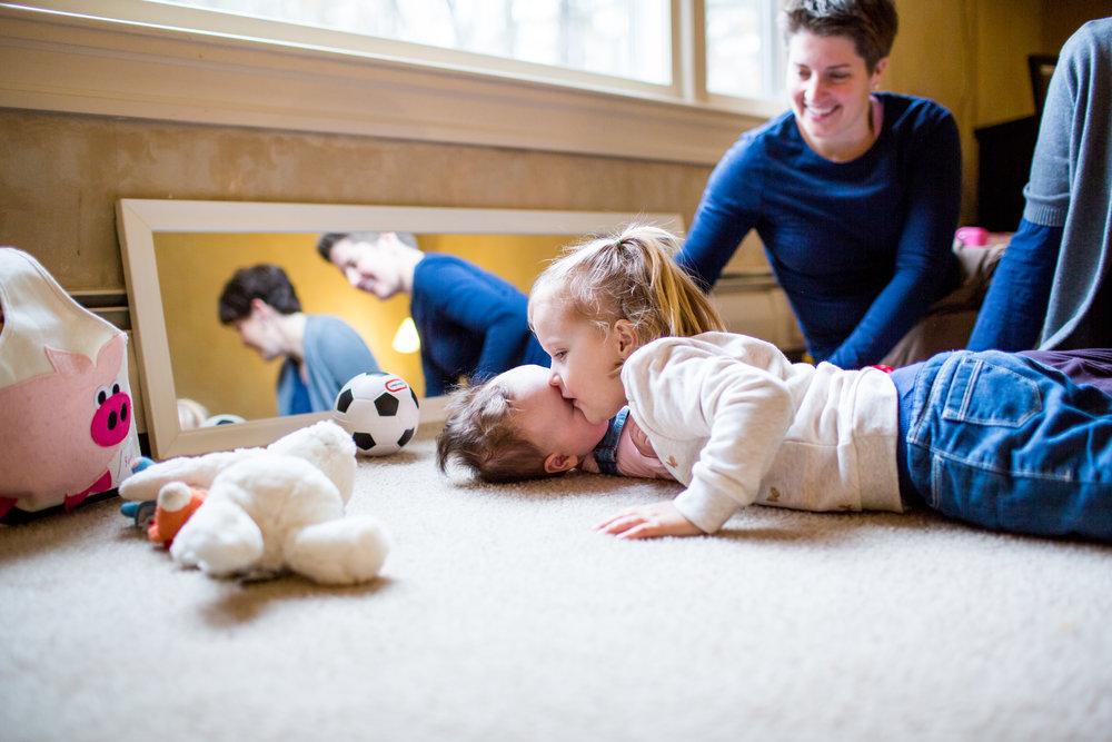 boston family lifestyle session