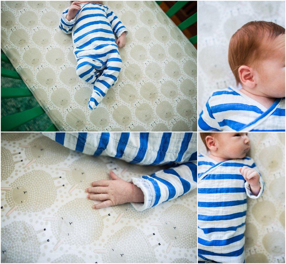 Somerville newborn photographer