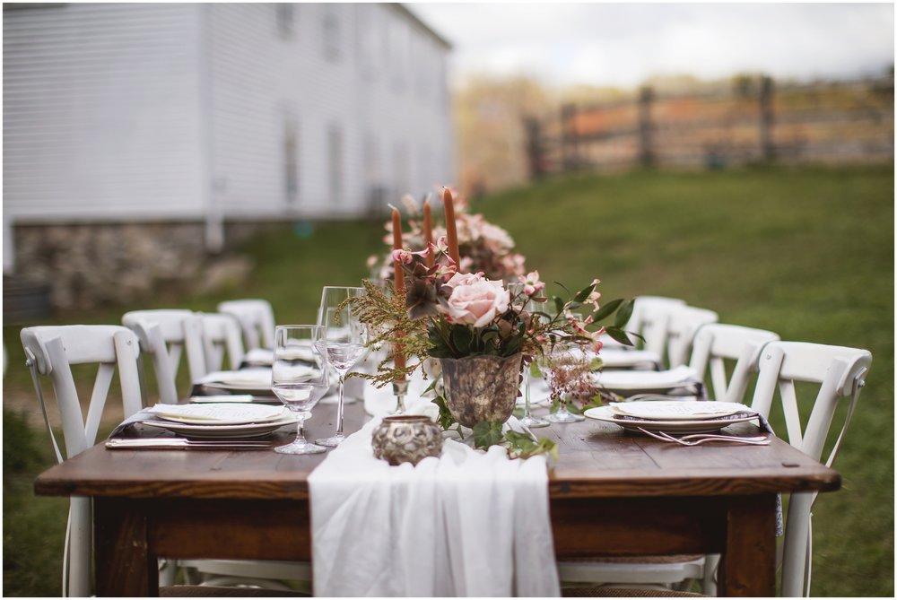 New England Farm Wedding Photography