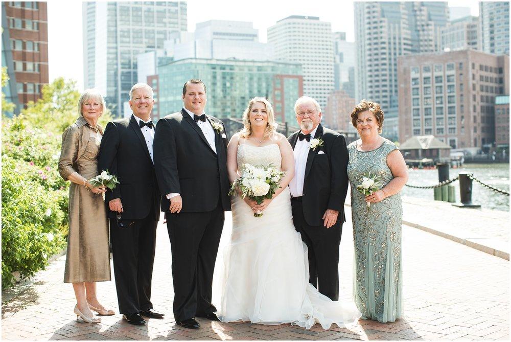 boston city wedding photography