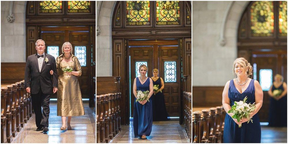 boston church ceremony