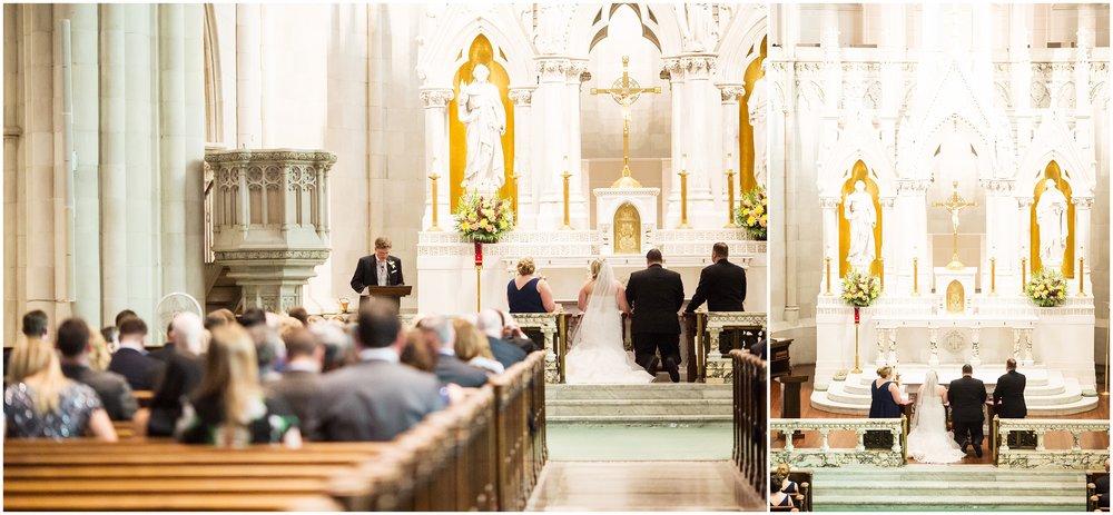 boston wedding ceremony