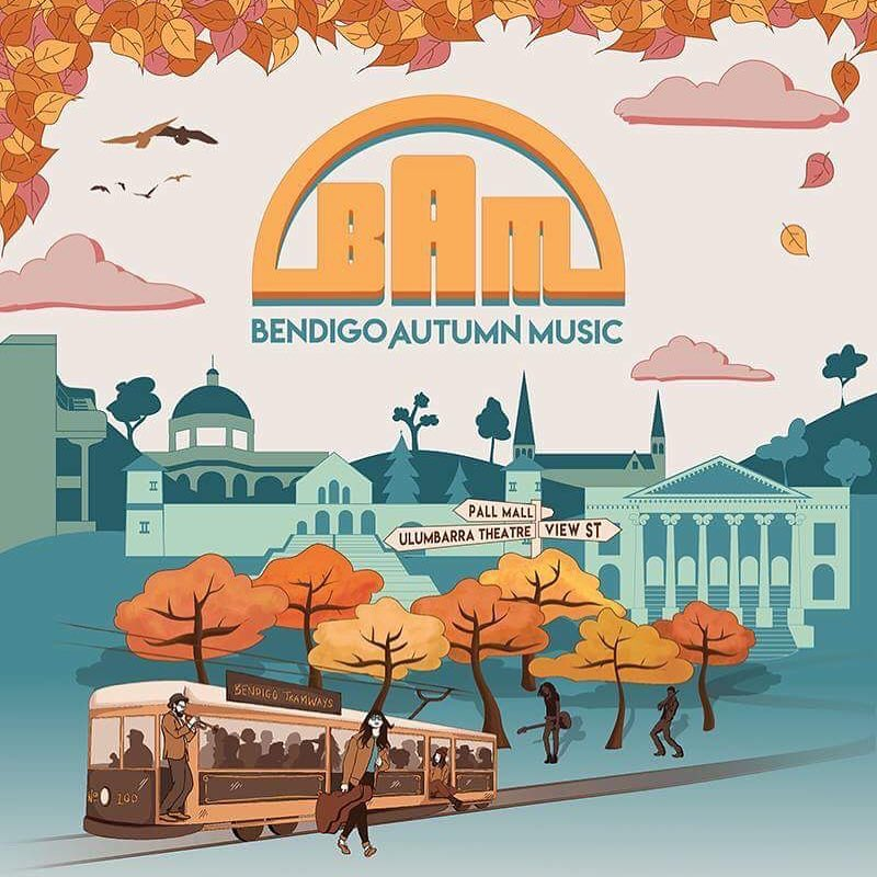 BENDGIO AUTUMN MUSIC - Perch Creek will join Kurt Vile, Cash Savage & the Last Drinks, Harry James Angus, Tiny Ruins, Jazz Party, Saskwatch, Emily Wurramara and many more at the first Bendigo Autumn Music Festival, from Friday 26th April - Sun 28th April 2019. TICKET INFO HERE