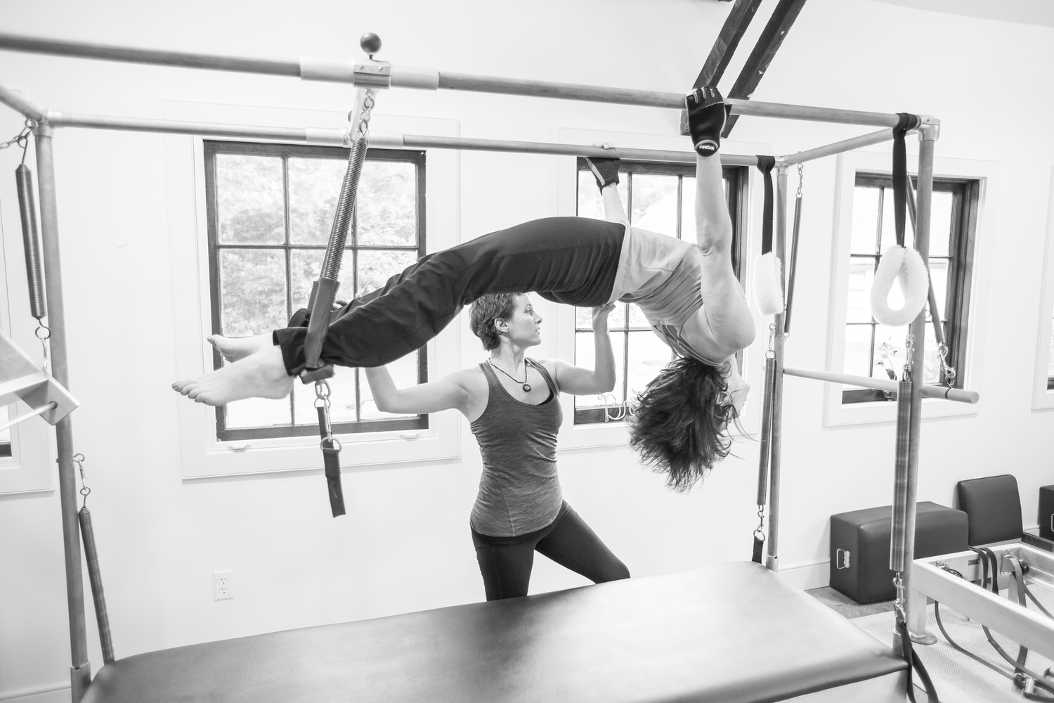 Certified Pilates Trainers Instructors Integrated Fitness