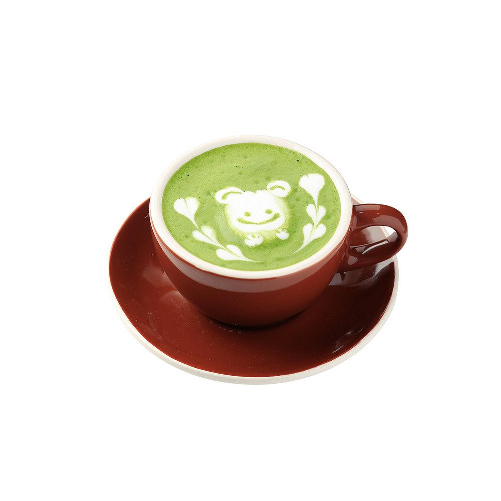 Macha Latte - ¥420