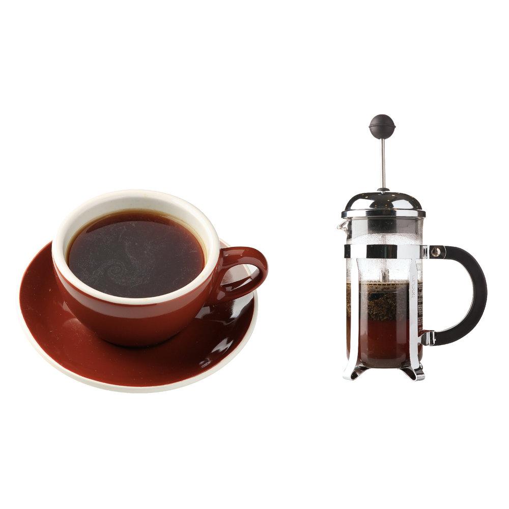 French Press Coffee - ¥400