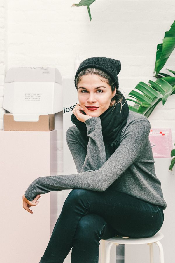 Emily Weiss, image via  Racked