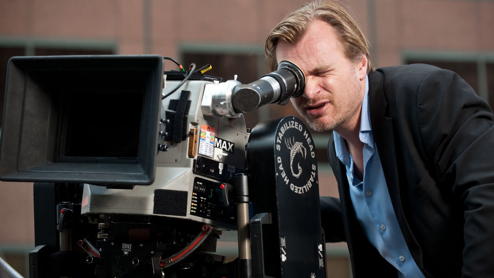 Christopher Nolan, image via  Collider