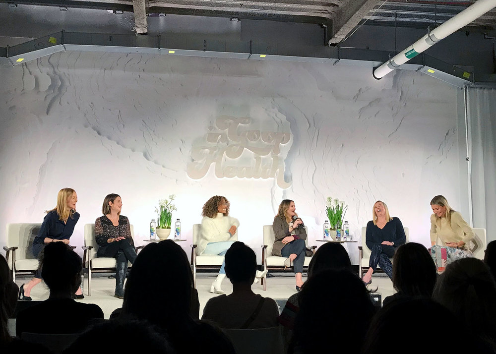 'star cast' during final panel — 'it's an art; changing the female paradigm'