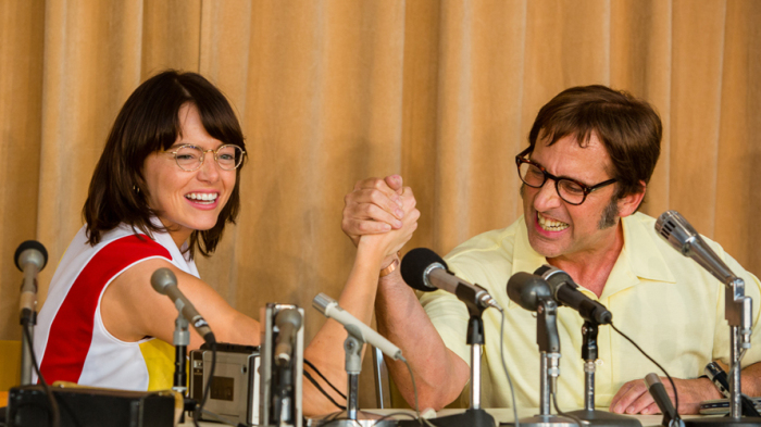 Image: Battle of the Sexes