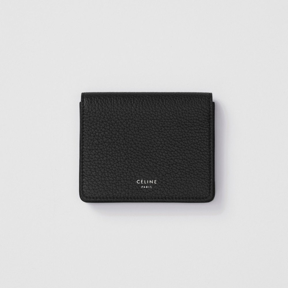 The classic Celine wallet.