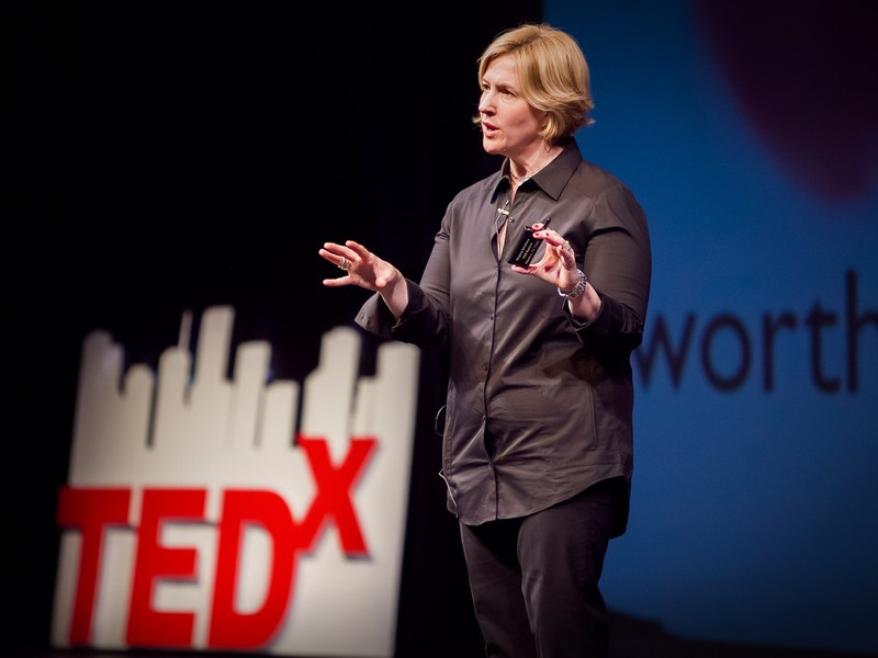 Brene Brown TED Talk: The Power of Vulnerability