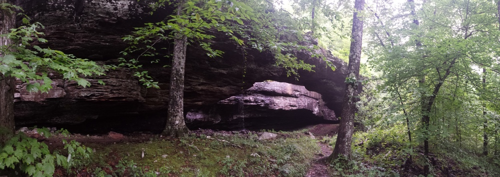 Alum Cove Natural Bridges, Arkansas