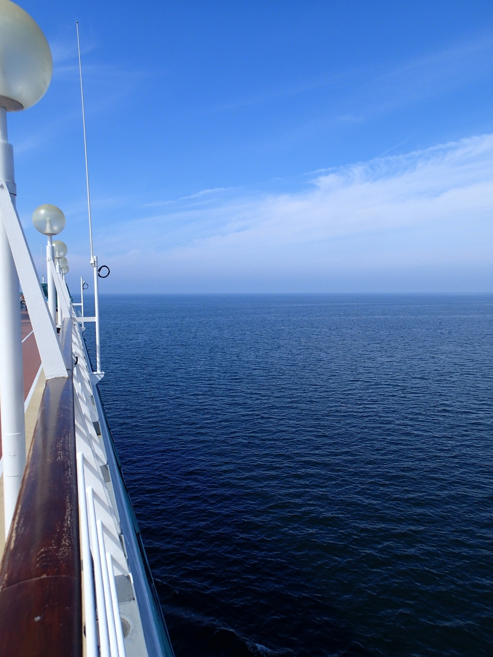 Sailing the Baltic Sea