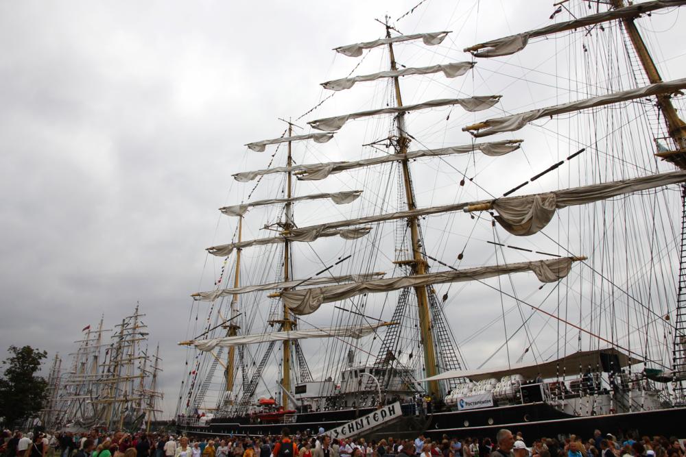 Riga Boat Festival, Latvia