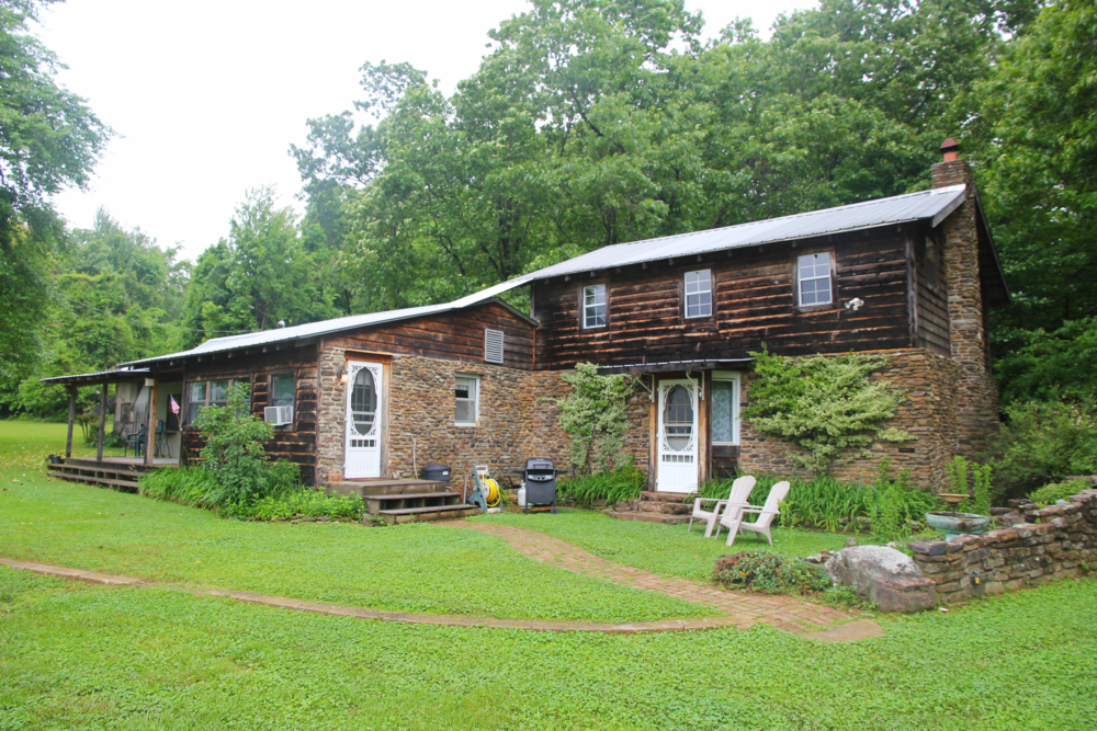 Cedar Rock Lodge, Arkansas
