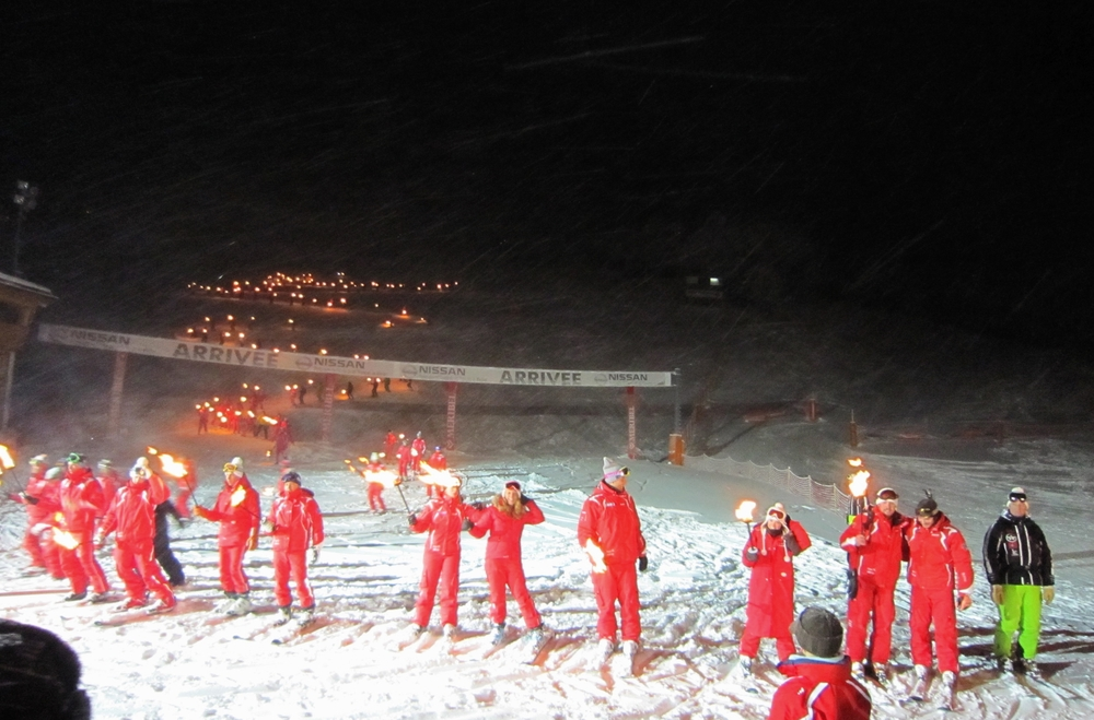 New Years Eve Celebrations - Meribel, French Alps