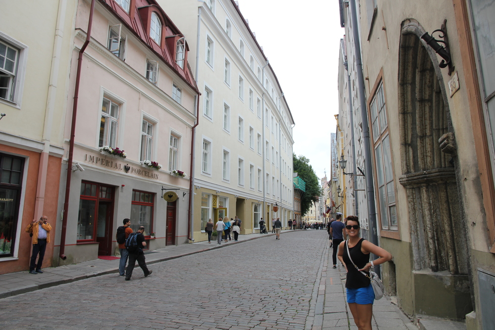 Old Town, Tallin Estonia