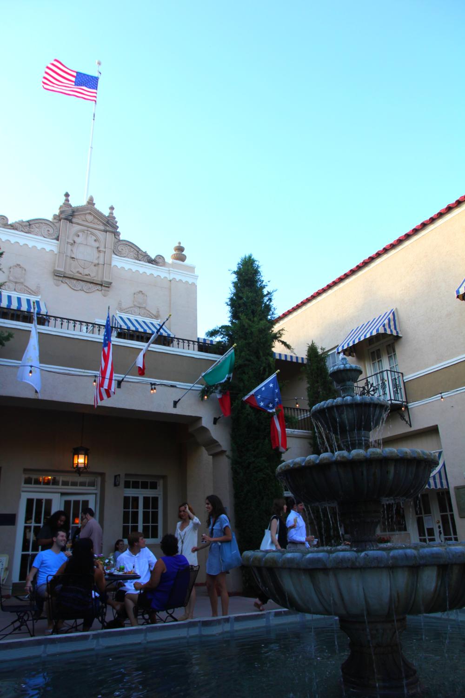 Hotel El Paisano, Marfa Texas